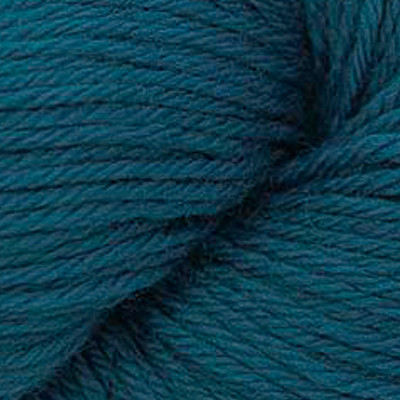 Cascade Como Blue 220 Solid Yarn (4 - Medium)