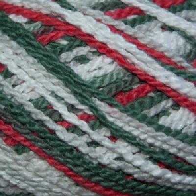 Cascade Christmas Fixation Sprayed Yarn (3 - Light)