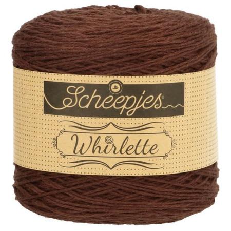 Scheepjes Chocolate Whirlette Yarn (1 - Super Fine)