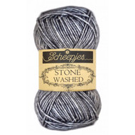 Scheepjes Smokey Quartz Stone Washed Yarn (2 - Fine)