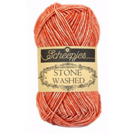 Scheepjes Coral Stone Washed Yarn (2 - Fine)