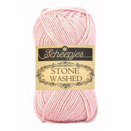 Scheepjes Rose Quartz Stone Washed Yarn (2 - Fine)