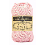 Scheepjes Rose Quartz Stone Washed Yarn (2 - Fine)