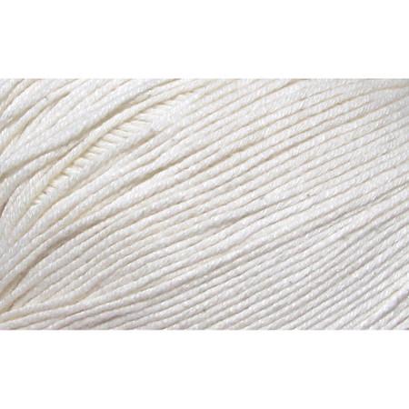 Universal Yarn White Bamboo Pop Yarn (3 - Light)