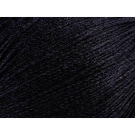 Universal Yarn Black Bamboo Pop Yarn (3 - Light)