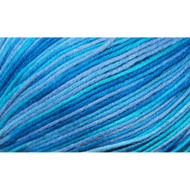 Universal Yarn Brilliant Blu Bamboo Pop Yarn (3 - Light)
