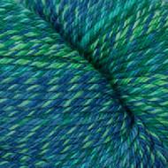 Cascade Blue Green 220 Superwash Wave Yarn (3 - Light)