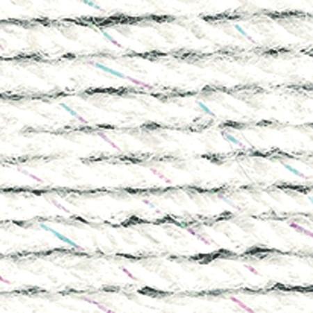 Lion Brand White Multi Wool-Ease Yarn (4 - Medium)