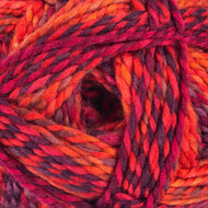 Red Heart Fire Agate Gemstone Yarn (5 - Bulky)