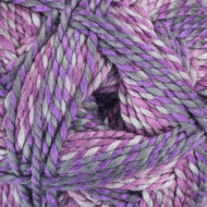 Red Heart Amethyst Gemstone Yarn (5 - Bulky)