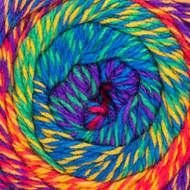 Red Heart Crayons Roll With It Tweed Yarn (4 - Medium)