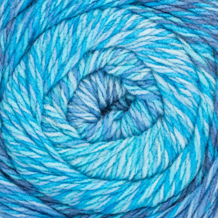 Red Heart Oceanic Roll With It Tweed Yarn (4 - Medium)