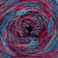 Red Heart Gossip Roll With It Melange Yarn (4 - Medium)