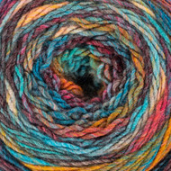 Red Heart Show Time Roll With It Melange Yarn (4 - Medium)