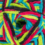 Red Heart Blacklight Sweet Home Yarn (6 - Super Bulky)