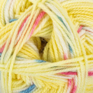 Red Heart Daffodil Hugs & Kisses Yarn (4 - Medium)