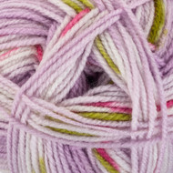 Red Heart Light Orchid Hugs & Kisses Yarn (4 - Medium)