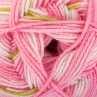 Red Heart Hot Pink Hugs & Kisses Yarn (4 - Medium)