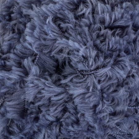 Red Heart Slate Blue Hygge Fur Yarn (5 - Bulky)