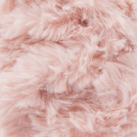 Lion Brand Pink Poodle Go For Faux Thick & Quick Yarn (7 - Jumbo)