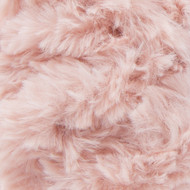 Lion Brand Pink Poodle Go For Faux Thick & Quick Yarn - Small Ball (7 - Jumbo)