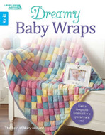 Leisure Arts Dreamy Baby Wraps