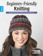 Leisure Arts Beginner-Friendly Knitting