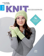 Leisure Arts Knit Accessories - 14 Cute Winter Patterns to Add Warmth to Any Outfit