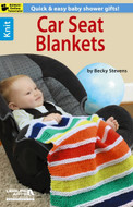 Leisure Arts Car Seat Blankets Knit