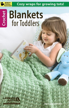 Leisure Arts Blankets for Toddlers