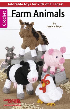 Leisure Arts Farm Animals