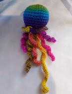Free Pattern: Jellyfish Pattern by AdorableAdoptablesbyKayla.wordpress.com