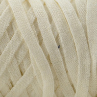Hoooked Yarn Pearl White Ribbon XL Yarn (6 - Super Bulky)