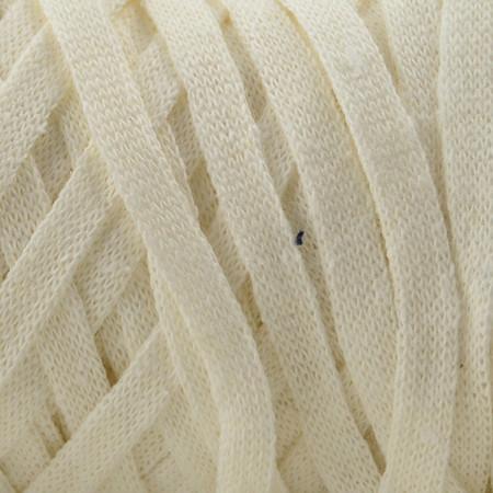 Hoooked Yarn Pearl White Ribbon XL Yarn (6 - Super Bulky)
