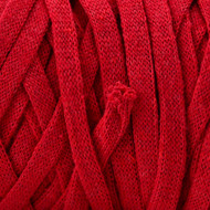 Hoooked Yarn Lipstick Red Ribbon XL Yarn (6 - Super Bulky)