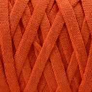 Hoooked Yarn Dutch Orange Ribbon XL Yarn (6 - Super Bulky)