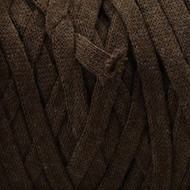 Hoooked Yarn Tabacco Brown Ribbon XL Yarn (6 - Super Bulky)