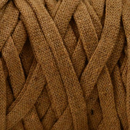 Hoooked Yarn Caramel Brown Ribbon XL Yarn (6 - Super Bulky)