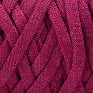 Hoooked Yarn Crazy Plum Ribbon XL Yarn (6 - Super Bulky)