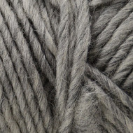 Brown Sheep Grey Heather Lamb's Pride Bulky Yarn (5 - Bulky)