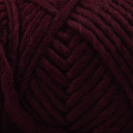 Brown Sheep Yarn Aubergine Lamb's Pride Bulky Yarn (5 - Bulky)