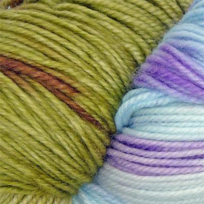 Manos del Uruguay Rambla Sur Alegria Yarn (1 - Super Fine)
