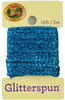 Lion Brand Aquamarine Glitterspun Yarn (3 - Light)