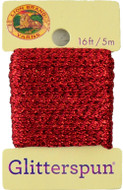 Lion Brand Ruby Glitterspun Yarn (3 - Light)