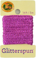 Lion Brand Rose Quartz Glitterspun Yarn (3 - Light)