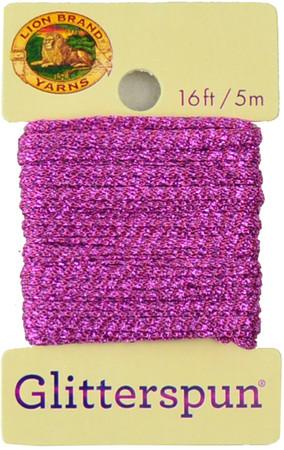 Lion Brand Rose Quartz Glitterspun Yarn (3 - Light)