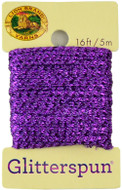 Lion Brand Amethyst Glitterspun Yarn (3 - Light)