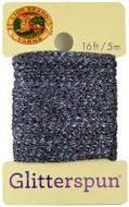 Lion Brand Black Pearl Glitterspun Yarn (3 - Light)