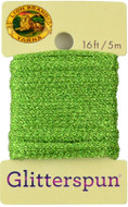 Lion Brand Peridot Glitterspun Yarn (3 - Light)