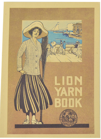 Lion Brand Lion Yarn Book